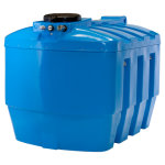 3500L Harlequin Bunded AdBlue Tank (Tank Only)