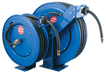 Self Retracting AdBlue Hose Reel :: 19mm ID Hose Fitted